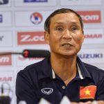 HLV Mai Đức Chung bất ngờ khi thắng đậm đội tuyển Campuchia