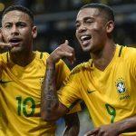 Brazil gọi năm tân binh, chuẩn bị cho vòng loại World Cup