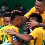 Brazil soán ngôi số một thế giới của Đức dù không thi đấu hai tháng qua