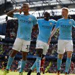 Man City đè bẹp Liverpool, chiếm đỉnh bảng Ngoại hạng Anh