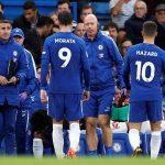 Morata nghỉ hơn một tháng do chấn thương