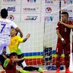 Thủ môn sai lầm, Việt Nam thua bán kết giải futsal Đông Nam Á