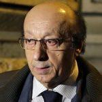 Moggi: 'Ventura chỉ đáng làm HLV của Lazio'