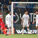 Thua Triều Tiên, Thái Lan tranh giải ba Cup M-150 với Việt Nam