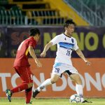Việt Nam thua đội bóng Nhật Bản ở giải U21 quốc tế