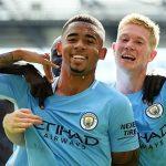 Man City tăng lương gấp rưỡi cho Jesus