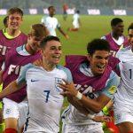 Anh đại thắng Tây Ban Nha, vô địch U17 World Cup