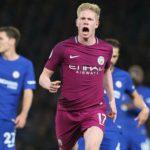 Man City đánh bại Chelsea, giữ ngôi đầu Ngoại hạng Anh