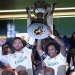 Real nâng Cup sau 98 ngày vô địch La Liga