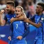 Pháp thắng đậm Hà Lan, độc chiếm ngôi đầu bảng