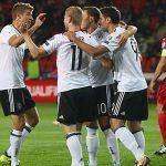 Đức giữ mạch toàn thắng ở vòng loại World Cup 2018