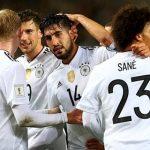 Đức toàn thắng ở vòng loại World Cup 2018