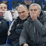 Man Utd của Mourinho chưa thắng trận nào trên sân của top 6