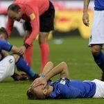 Báo chí Italy gọi thất bại của ĐTQG là 'nỗi hổ thẹn không thể tha thứ'