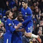 Chelsea thắng tối thiểu trong ngày Conte bị truất quyền chỉ đạo
