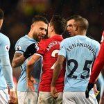 Man City trêu tức Man Utd khi mừng trận thắng Tottenham