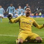Đánh bại Leicester ở loạt luân lưu, Man City vào bán kết Cup Liên đoàn