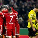 Bayern đánh bại Dortmund, vào tứ kết Cup Quốc gia
