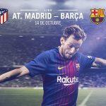 Atletico Madrid không bán vé cho CĐV Barca