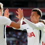 Tottenham đánh bại Juventus trước thềm mùa giải mới