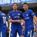 Morata ghi bàn và kiến tạo, Chelsea thắng trận thứ hai liên tiếp
