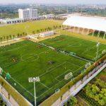 Vingroup sắp khánh thành trung tâm đào tạo bóng đá trẻ tại Hưng Yên