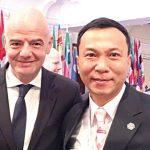 Việt Nam tiếp tục có đại diện trong ban chấp hành AFC