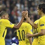 Tam tấu Cavani - Mbappe - Neymar rực sáng, PSG đại thắng