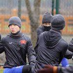 Việt Nam đóng cửa đấu kín với Palestine trước giải U23 châu Á