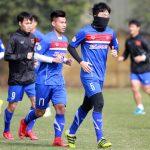 Xuân Trường: 'U23 Việt Nam hưng phấn nhờ trận thắng Thái Lan'