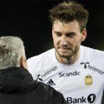 Bendtner giành ngôi Vua phá lưới ở Na Uy, gây sốt vì ghi bàn đẳng cấp