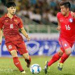U23 Việt Nam - U23 Hàn Quốc: Một điểm là đủ