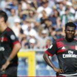 Trọng tài cứu phạt đền, Milan vẫn thua trắng Sampdoria