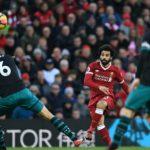 Salah lập cú đúp, Liverpool tiếp tục thắng tưng bừng