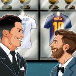 Bóng đá còn lại gì khi cuộc thư hùng Ronaldo