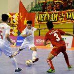 Futsal Việt Nam trắng tay ở giải Đông Nam Á
