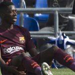 Barca mất tân binh trị giá 175 triệu đôla đến đầu năm 2018