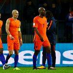 Hà Lan coi như hết cửa dự World Cup 2018 dù thắng Belarus