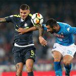 Inter cắt đứt mạch toàn thắng của Napoli tại Serie A