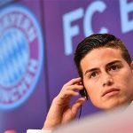 James Rodriguez: 'Nếu không hơn, Bayern cũng lớn bằng Real'