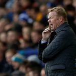 Koeman không tin bị sa thải dù Everton xuống nhóm đèn đỏ