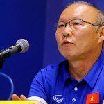 HLV Park Hang-seo coi nhẹ kết quả tại giải giao hữu ở Thái Lan