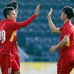 Việt Nam thắng đậm Myanmar ở trận ra quân Cup M-150