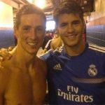 Morata tham khảo Torres trước khi gật đầu về Chelsea