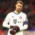 Neuer gãy chân lần thứ ba trong năm, nghỉ đến tháng 1/2018