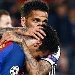 Dani Alves: 'Neymar cần ích kỷ và dũng cảm để rời Barca'