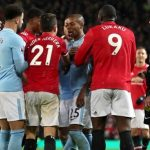 Hai đội thành Manchester thoát án trong vụ ẩu đả ở Old Trafford