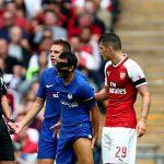 Conte nổi đóa khi trọng tài đuổi Pedro