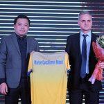 Cựu tuyển thủ Romania dẫn dắt Thanh Hóa