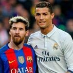 Ronaldo gọi điện khoe Messi về Quả Bóng Vàng thứ năm